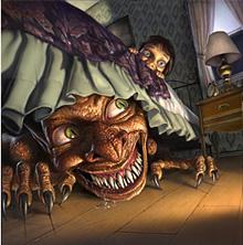 Boogeyman Under Bed