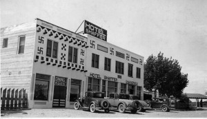 The Shaffer Hotel, Mountainair, New Mexico