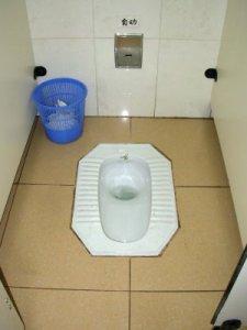 """Chinese """"squatty potty"""""""